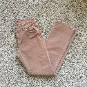 Ann Taylor LOFT Corduroy Curvy Sexy Bootcut Pant